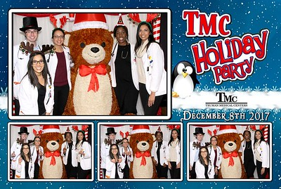 TMC Hospital Hill Holiday Party 2017