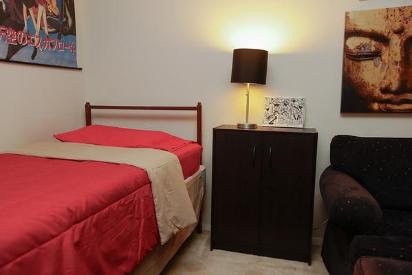 Bedroom #1 - after