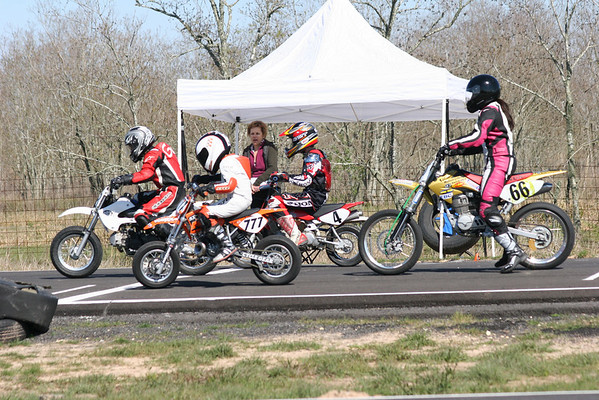 TMGP race starting at 1505