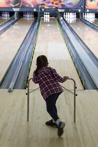 November 8, 2015 - Bowling - Will body english help?