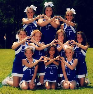 TMS Cheerleading