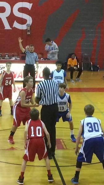 TMS Basketball