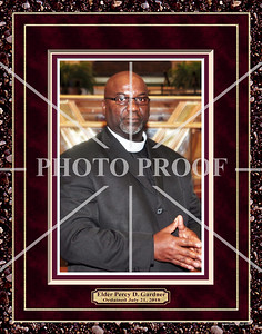 14x11 Elder Percy Gardner 1002