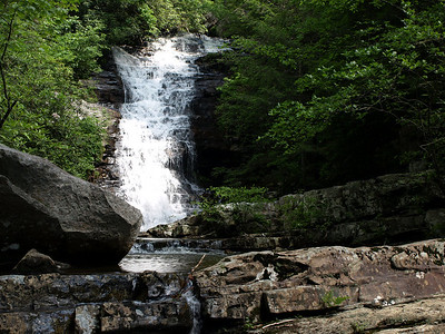 Chestnut Mountain Falls