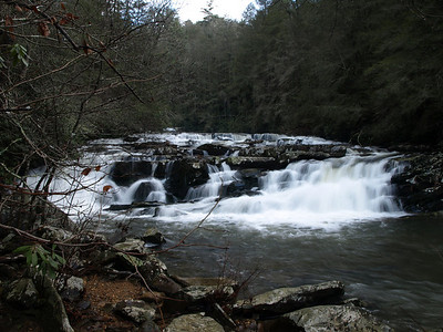 Coker Creek Falls