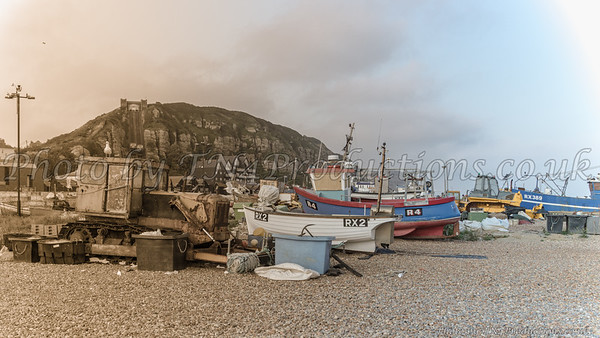 Hastings - Past and Present