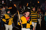 Hawkhurs Gang Bonfire Society parade 23/11/2013