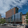 The New England Conservatory of Music Student Life and Performance Center - Boston. MA