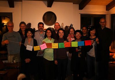 TNH Foundation - board gathering - Jan 2015