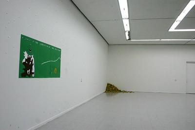 Banco de semillas (movimiento de liberacíon de la planta de coca) (Visual Art): Wilson Díaz
