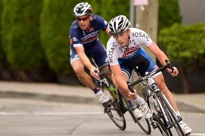 Tour de White Rock Cyclists