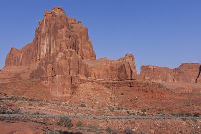 Arches Butte