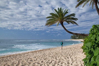 Hawaii is paradise.
