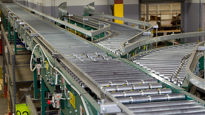 Roller Conveyor Branches