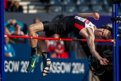 High Jump Glasgow