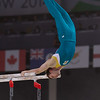 Action on the Parallel Bars