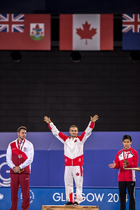 Gold Medal Win in Vault