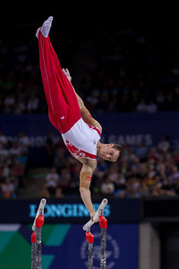 Action on Parallel Bars