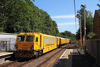 47848+MMT on the 6E15 1103 West Ealing to Darlington at Hampstead Heath on the 11th August 2017 1