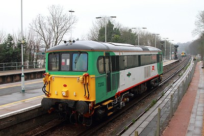 73202 on the 0Z45 Lovers Walk to Brighton on the 12th March 2017 2