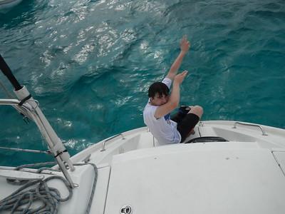 Bahamas 2016 - Fish Tails Boat