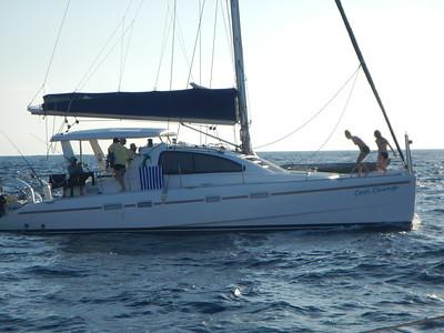 Bahamas 2016 - Tiny Dancer Boat