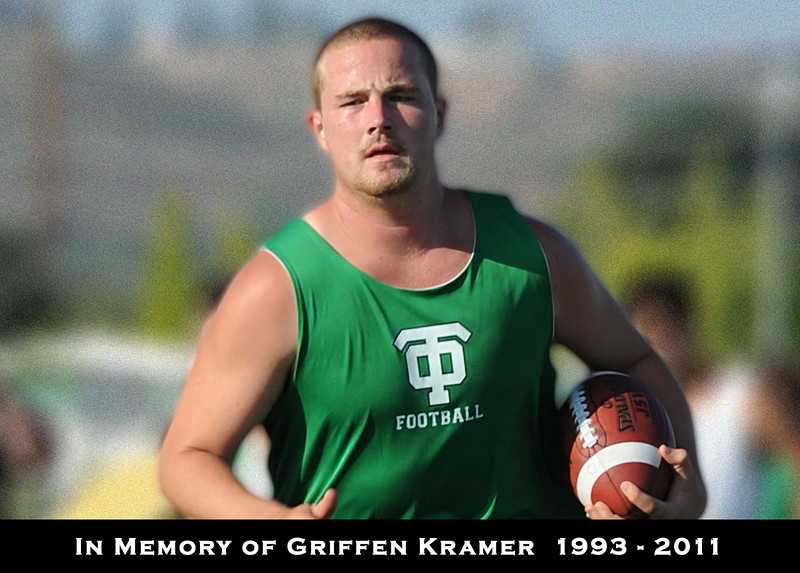In Memory of Griffen Kramer
