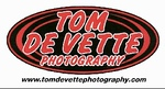 TOM DEVETTE PHOTOGRAPHY LOGO