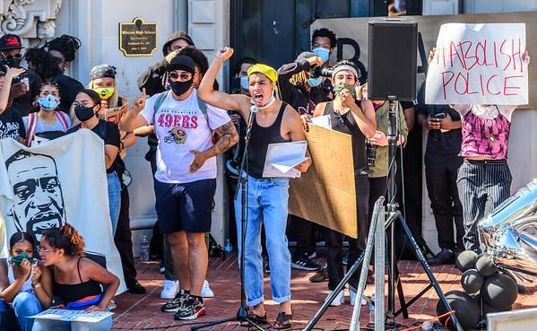 2020 BLACK LIVES MATTER PROTEST