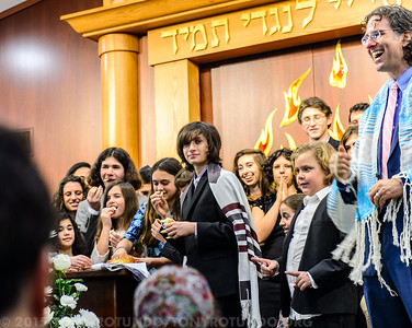 2015 Leo Glickman Bar Mitzvah