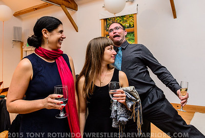 2014 FUN: ALEX AND ADEL GET HITCHED