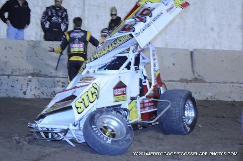 Brian Brown last sat, @Tucson Int. Raceway Az.