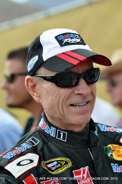 ONE OF MY LAST SHOTS OF MARK MARTIN, RETIRED NEXT WEEK