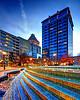 Center City fountains