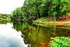 fishing on lake Sloan