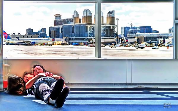Boston Logan Terminal A