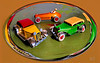 antique car toys