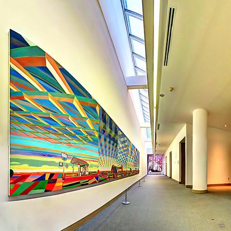 Weatherspoon hallway