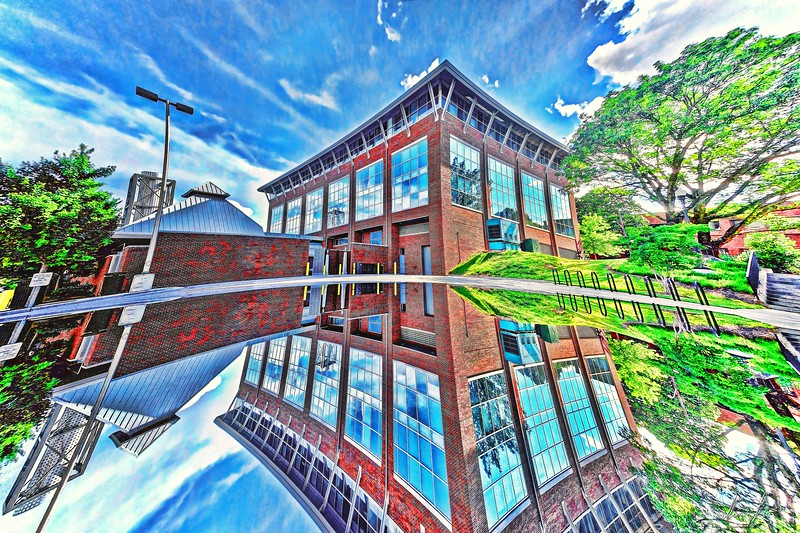 UNCG Gatewood Studio Art Center