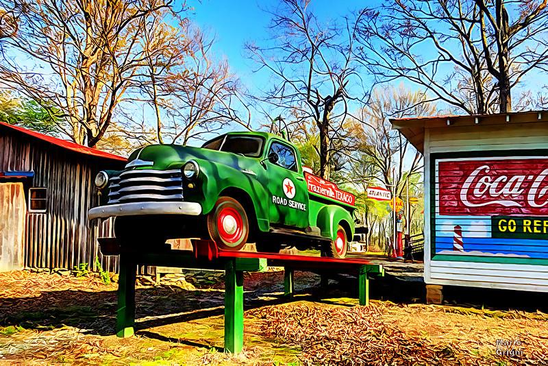 Frazier Road Service truck