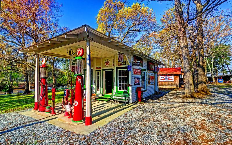 Frazier's Service Station