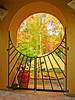 entry porch gate