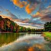 Country park lake 58