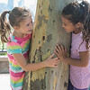 un15.09 / New photo requested of girls talking privately together / what characterizes children's friendships.  Choice 10 of 17