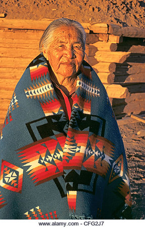 UN15.29 / Navajo grandmother, Choice 7 of 8