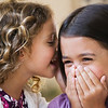 un15.09 / New photo requested of girls talking privately together / what characterizes children's friendships.  Choice  3 of 17