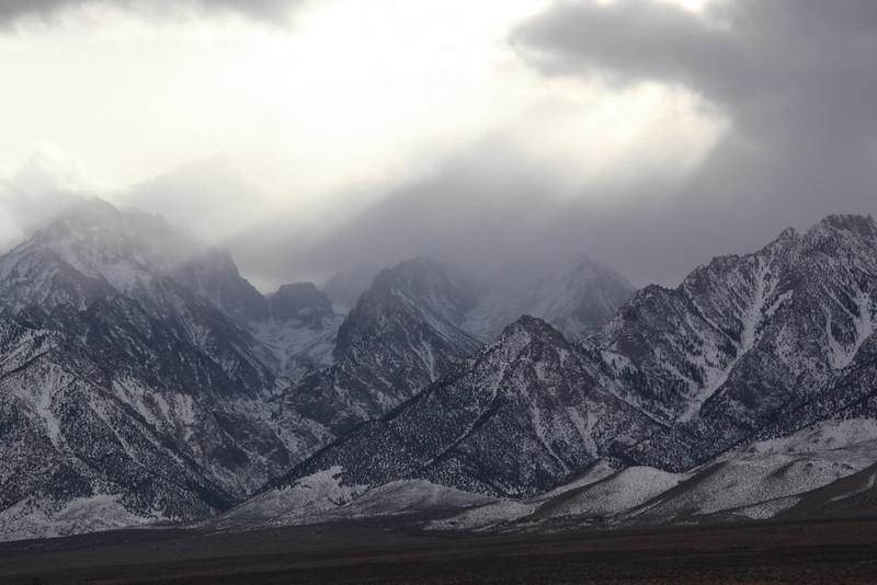 Sierras CA