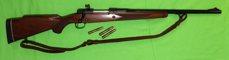 Winchester Model 70 Safari