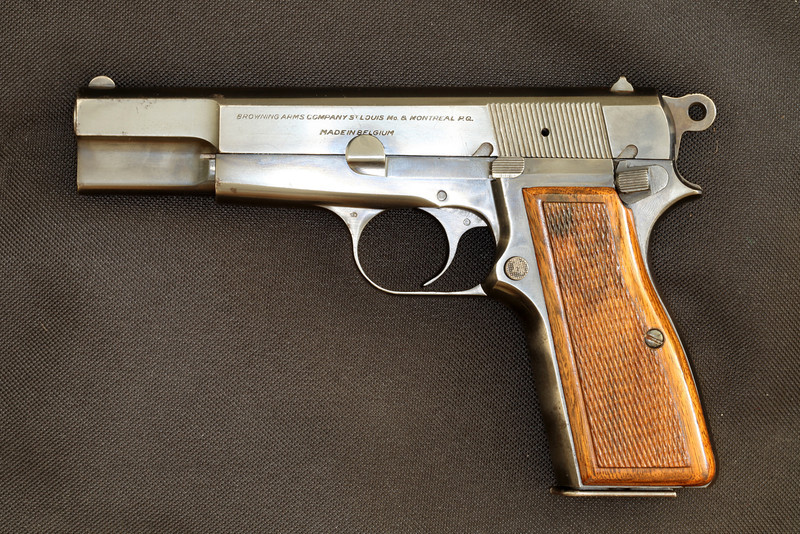 "Browning  1935 GP ""High Power"""