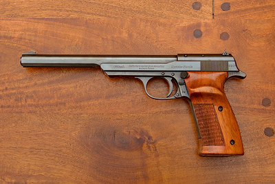 1936 Walther Olympia Sport Modell